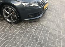 اودي A4 توربو فول ابشن نظيفه للبيع او بدل حاب اغير بس