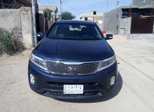 For sale Kia Sorento car in Karbala