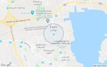 للايجار شقة في خليج توبلي