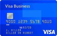 بطاقات فيزا أمريكية