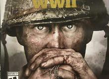 مطلوب كول اوف ديوتيو WWII  علا اكس بوكس ون