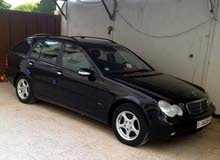 Mercedes Benz C 180 made in 2003 for sale