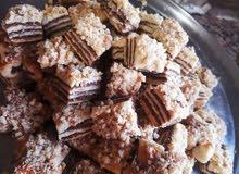 حلويات وكليجه العيد