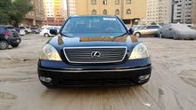 Used Lexus LS in Ajman
