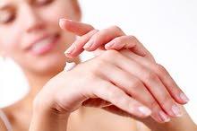 كريم العناية باليدين العلاجي  لنعومة وتفتيح و بشرة نقية ناااار يفووز المنتج