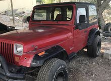 For sale Used Wrangler - Automatic