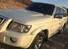 Beige Nissan Patrol 2002 for sale