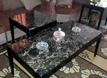 For sale Tables - Chairs - End Tables that's condition is New - Zarqa