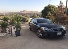 Lexus GS 2007 For sale - Black color