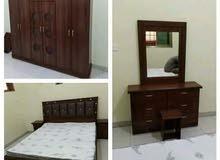 غرف نوم وطني جديده 1800شامله التوصيل والتركيب