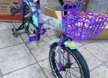 دراجة رقم 16 جديده