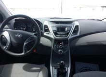 ELANTRA 2015 IN GOOD CONDITION LIKE NEW