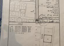 ارض سكنية في الرميس قريبه من طريقة الباطنه الساحلي