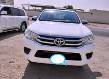 HILUX 2017 GCC 4WD  FREE ACCIDENT DRIVE EXCELLENT CONDITION FOR