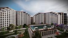شقة واسعة 1+2 في أحد أفضل مجمعات اسطنبول, إقامة عقارية مباشرة, تقسيط مريح بلا ربى, وبدون عمولة