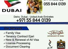 QUICK FAMILY RESIDENCE VISA SERVICE, WIFE AND KIDS, 2,3 YEARS, NO ADVANCE PRO SE