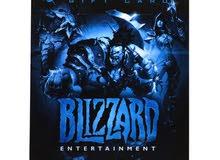بطاقات Blizzard بأسعار مميزة