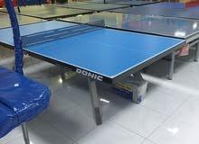 full set of tennis tables
