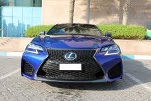 LEXUS GS F (V8) 2017 - Excellent Condition - GCC
