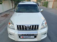 TOYOTA PRADO V6 FULL OPTION 2008 MODEL. 4 WHEEL DRIVE CAR FOR SALE