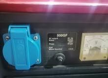 ماطور كهرباء بنزين صغير تقريبا 1 كيلو