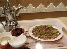 مطلوب موظف بديوانية يجيد الشاي والقهوه والكريب والوافل