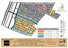 طرح مشروع الزاهية جاردينز 2  للبيع اراضي سكنيه علي شارع الشيخ محمد بن زايد