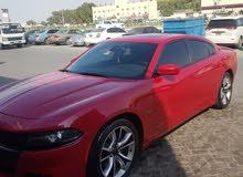 دودج تشارجر هيمي 2015   V8   5.7L فل ابشن خليجي سيرفس وكاله