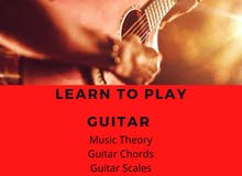 Beginner Guitar Classes Available - for all ages