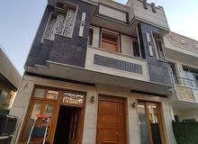 بيت للبيع في شارع فلسطين قيد الانشاء