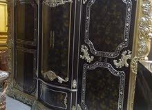 غرفة نوم ملوكية مستورده للبيع