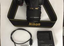 كاميرا نيكون D3500 أستعمال راقي للبيع بابوظبي