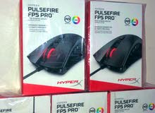 gaming mouse hyperx pulsefire fps pro RGB