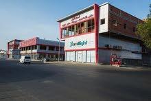 مركز تجاري بيع عقد كاش أو أقساط