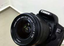 كاميرا كانون 700d