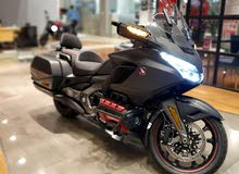 HONDA Goldwing MATT BLACK EDITION