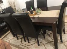 safat 6 seaters dining table