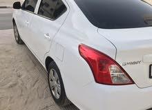 Nissan sunny 2015 manual transmission