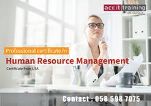 Certified Human Resources Management training