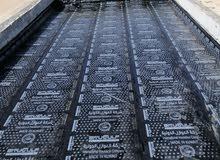 مقاول عازل عزل أسطح حمامات رش فوم أمريكي للكيربي