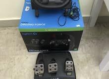 Logitech G920 Xbox/Pc Gaming Steering Wheel