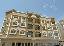 For rent a room and a hall in Muwailih behind the blood bank at a price of 20,000 AED annually