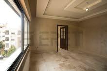 شقة جديدة طابق ثاني في ضاحية الرشيد خلف مستشفى الحسين 180 متر مربع