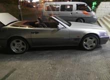 سيارة sl500 موديل 1991 للبيع فحص كامل
