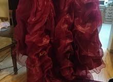 فستان جديد استخدام مرة واحدة