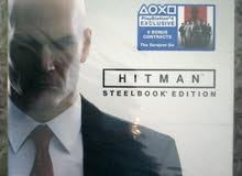 Hitman : The Complete First Season Steelbook Edition (PS4) توصيل مجاني