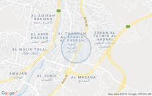 شقة للبيع الزرقاء وادي الحجر 112 م ط4 قرب المؤسسة العسكرية