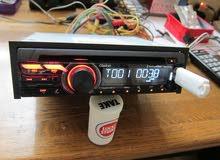 مسجل Clarion ياباني أصلي بحالة الوكالة CD / AUX / USB