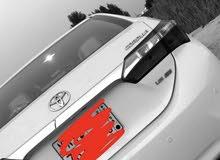 Automatic Toyota 2015 for sale - Used - Al Qatif city