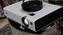 جهاز بروجكتر  sony  شبه جديد استعمالي الشخصي